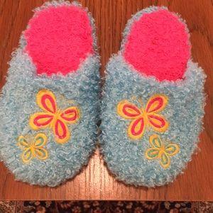 Girls bedroom slippers